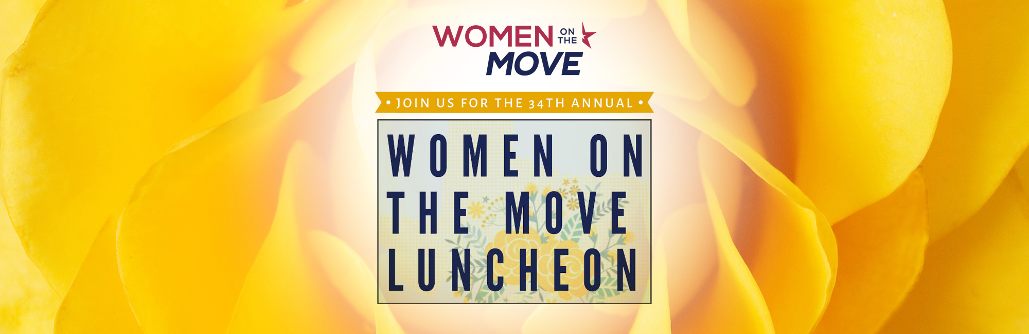 Women On The Move Luncehon